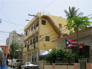 2quarto/1bano, Santurce pd. 22 $550 inc agua