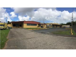 San Lorenzo Bo. Hato  Zona Industrial