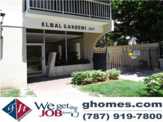 Elbal Gardens, San Juan Condado, Apto.