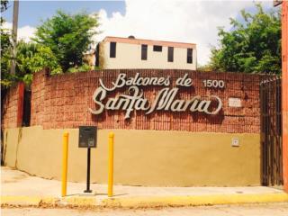 Cond. Balcones de Santa Maria 3h-2b