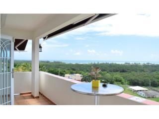 Ocean View House at Rio Mar Area