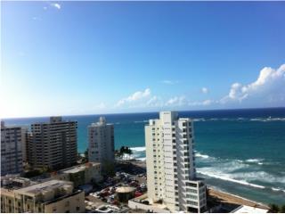 Torre del Mar Hermosa vista al mar, Amueblado