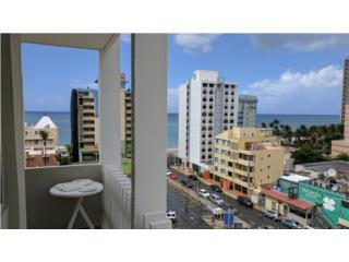 Large Balcony w/ Ocean View and Parking /Pool