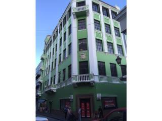 Viejo San Juan Varias oficinas para Rentar