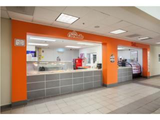 Cafeteria Food Court Metro Office