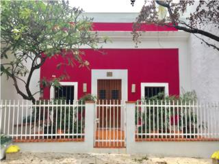 Fabulous Home in Old San Juan For Rent