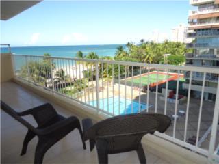 *CORAL BEACH* ocean front balcony