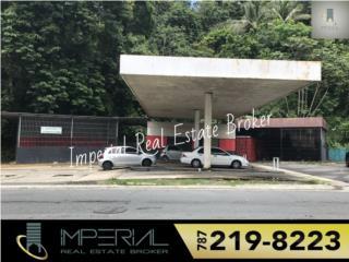 Renta de subestación de gasolina en Bayamón