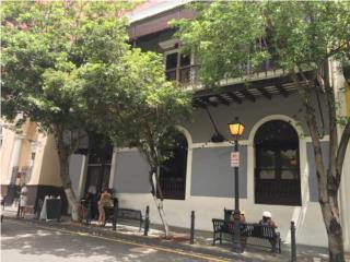 Old San Juan Jewel For Rent –Restaurant Ready