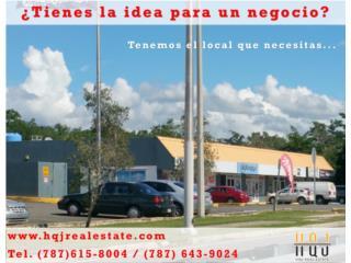 Local #3  Plaza Peregrinos II