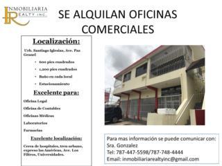 LOCALES COMERCIALES - AVE. PAZ GRANELA
