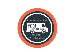 Espacio Food Truck Hato Rey calle O'Neill