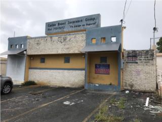 LOCAL COMERCIAL 3,499 SF - AVE. MAYAGUEZ