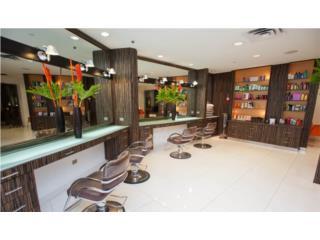 Salon de Belleza para la Renta