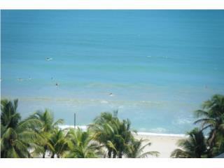 ISLA VERDE BEACH FRONT APARTMENT 2/2