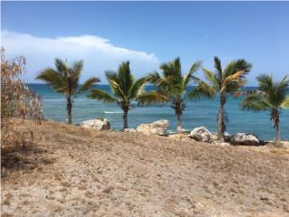 Se alquila solar frente al mar Guanica