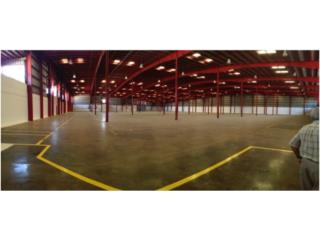 WAREHOUSE FOR LEASE 10 MIL TO 100 MIL PC
