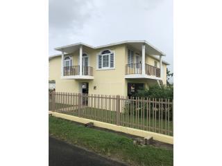 Se renta casa 3 c, 2 b Bo Guayabos Isabela