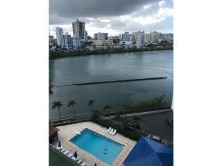 Partial Condado Lagoon View Apartment
