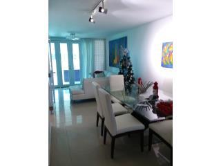Furnished villa by the sea in Dorado $1800
