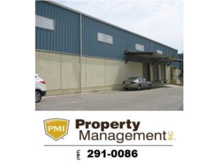 Carolina Industrial park, Local Comercial