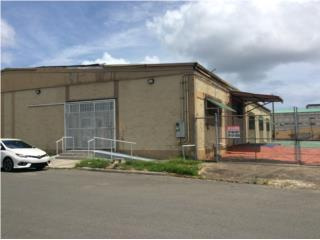 Warehouse 8,500p2@Industrial Park