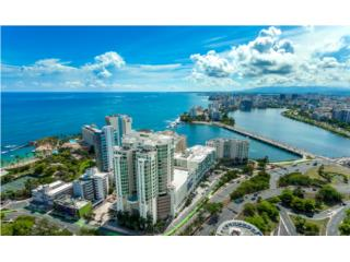 Ocean View Fully furnished at Caribe Plaza