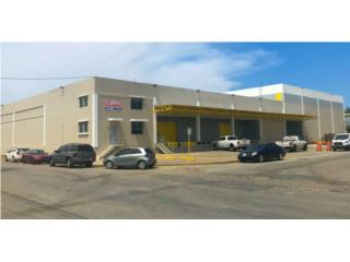 Remodeled warehouse for lease- Ponce