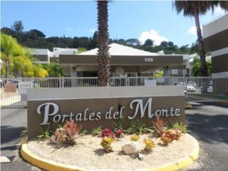 Apartamento Condominio  Portales del Monte