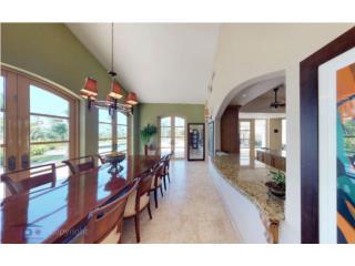 Very elegant mansion at Dorado Beach Estates!