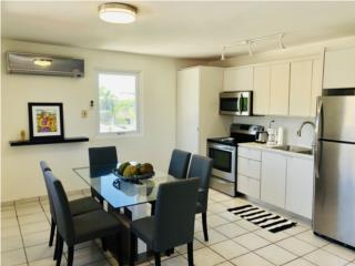Furnished 3 Bed/1 Bath a block from the beach