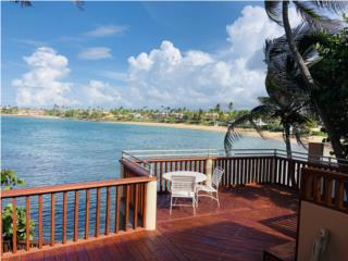 Dorado Beachfront beach house gated community