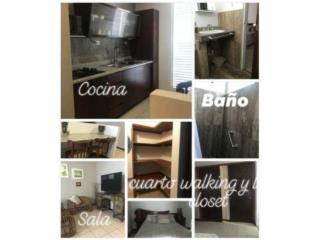 Se renta bello apartamento en Condado