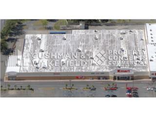 Edificio comercial (Kmart) en Los Colobos