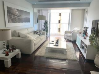 Fully Furnished Apt w/City & Ocean Views