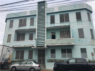 Santurce calle del Parque. Apt 3 y 1 . $875