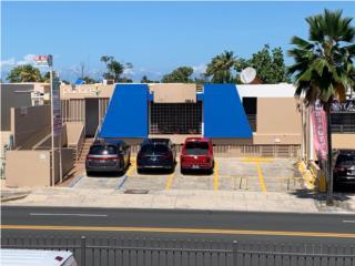 Local comercial y amplio estacionamiento