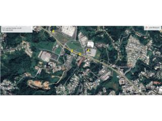 Commercial site 2 acres Road #1