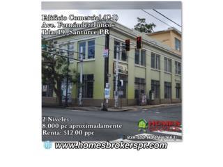 EDIFICIO COMERCIAL-1, 8,000 SF, RENT $12 PSF