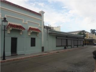 Ponce Casco Urbano, espacio comercial