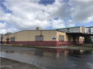 EDIFICIO PARA ALMACEN COMERCIAL, 16.3 K SF