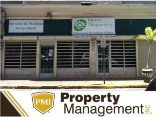 Oficina de 3000 p2 y 20 pkg