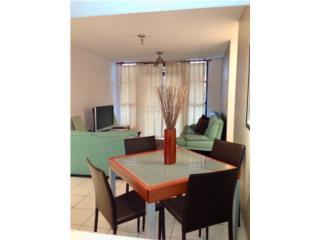 Aragon 3/2 1fl//furnished/gated/pool