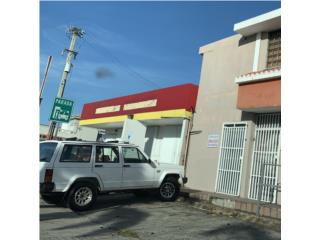 Ave Campo Rico esquina