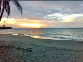 BEACH VILLA OCEAN FRONT REMODELADA