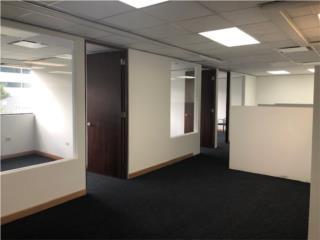 METRO OFFICE: OFICINA 1,376 p2 Solo $2,810 mensual