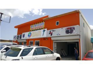 Edif comercial y ofics Urb Sierra Bayamón