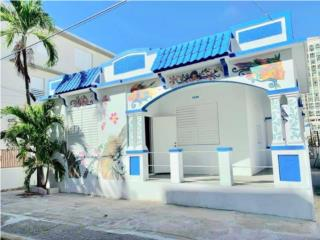 A FULLY FURNISHED CLOSE TO LOIZA STREET