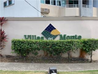 VILLAS DEL MONTE - A NIVEL DE PARKING
