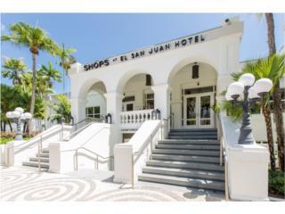 Shops at El San Juan Hotel Now Leasing